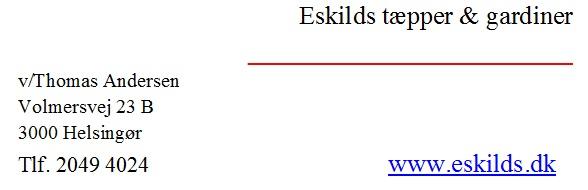 Logo Eskilds